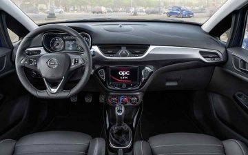 Rent Opel Corsa or similar