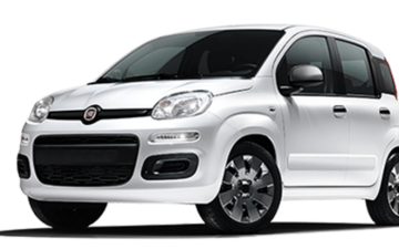 Reserva Fiat Panda or similar