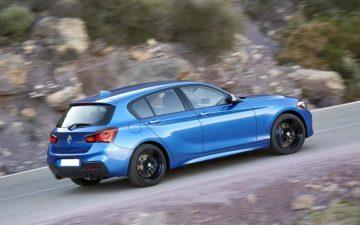 Reserva BMW Series 1 or similar