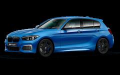 BMW Series 1 or similar