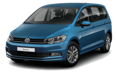 Volkswagen Touran or similar